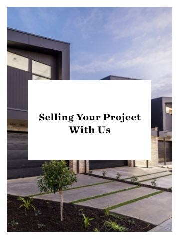 Selling Your Project With Us