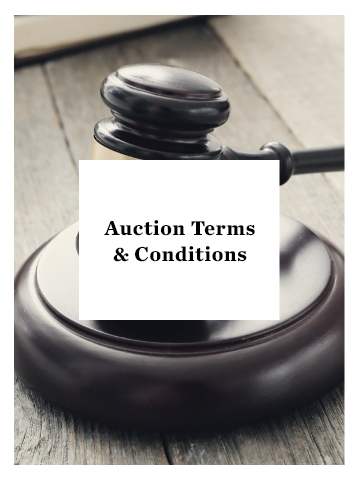 Auction Terms & Conditions