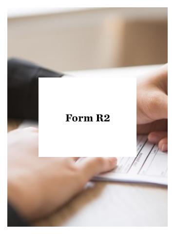 Form R2