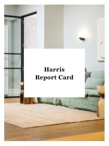 Harris Report Card
